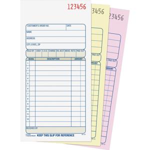 87×147 Docket Book (100 Booklets)